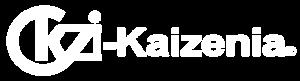 KzI Kaizenia - Logo Blanco